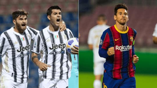 Fecha y hora en Guatemala para ver el partido Juventus vs. Barcelona, Champions League 2020