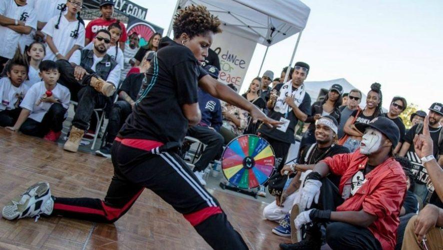 Festival de artes urbanas en tiempos de Pandemia ExpressArte
