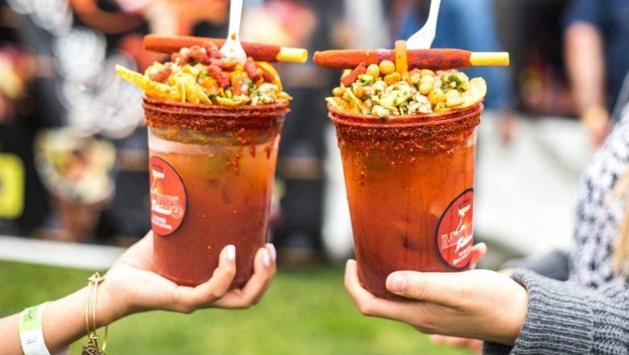 Festival de cervezas y micheladas en la Ciudad de Guatemala   Octubre 2020