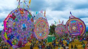 Festival virtual de barriletes gigantes de Sumpango | Noviembre 2020