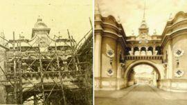Así fue la construcción del Edificio de Correos y Telégrafos de Guatemala