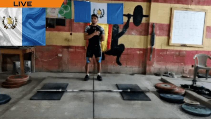 Guatemala ganó 21 medallas en la Copa Colombia en línea 2020