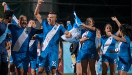 Equipo femenino de Guatemala se proclamó campeón de la Copa América Taiwán 2020