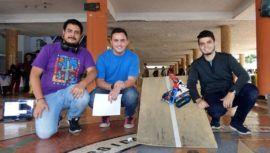 Guatemalteco participará en la construcción del Satétlice «Morazán» - Foto Erick Iván de León