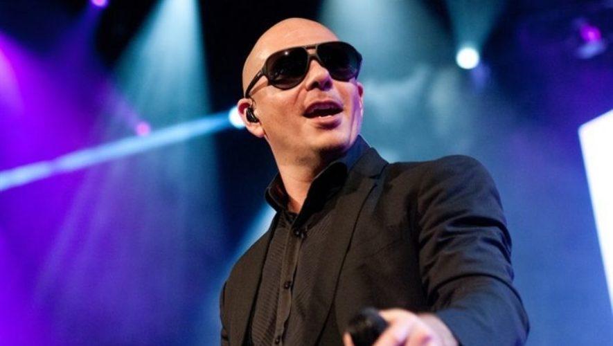Hora en Guatemala de los conciertos en línea de Pitbull | Octubre 2020