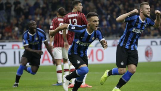 Hora y canales para ver el derbi Inter de Milán vs. AC Milán en Guatemala, 17 de octubre 2020