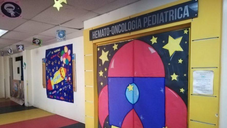 Hospital General celebra el Día del Niño