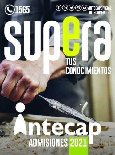 Intecap ofrece más de 72 especialidades a los guatemaltecos para 2021