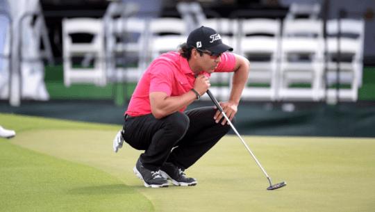 José Toledo terminó en el top 10 del Classic at The Club at Weston Hills 2020