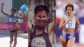 Leyendas del atletismo guatemalteco Marchistas que han sobresalido a nivel internacional