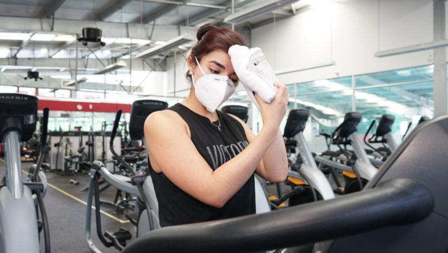 Medidas de higiene y seguridad de Fitness One para recibir a guatemaltecos