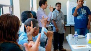 Noveno taller virtual gratuito de lengua de señas | Octubre 2020