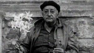 Ofrenda floral en homenaje a Miguel Ángel Asturias | Octubre 2020
