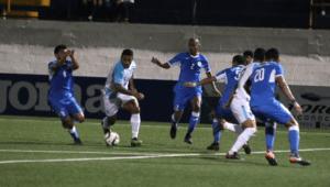 Partido amistoso de Nicaragua vs. Guatemala en Managua | Octubre 2020