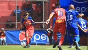 Partido de Municipal vs. Cobán Imperial, jornada 6 del Torneo Apertura | Octubre 2020