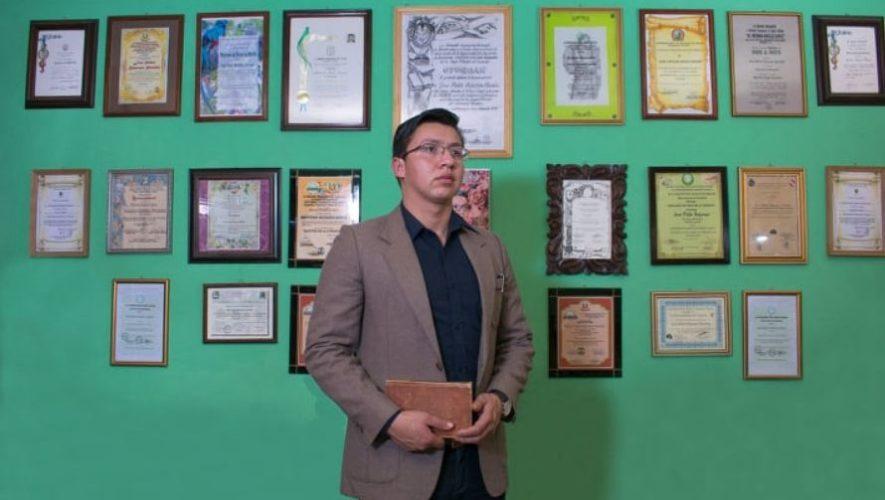 Poeta guatemalteco Pablo Bejarano ganó concurso internacional de cuento en Estados Unidos