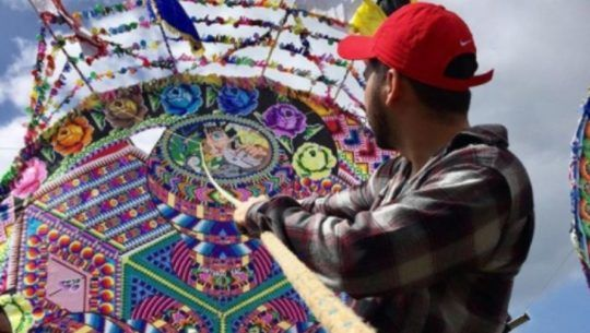 Primer Festival de Barriletes Guatemala