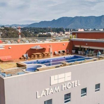 Reapertura de Latam Hotel en Xela, Quetzaltenango 5
