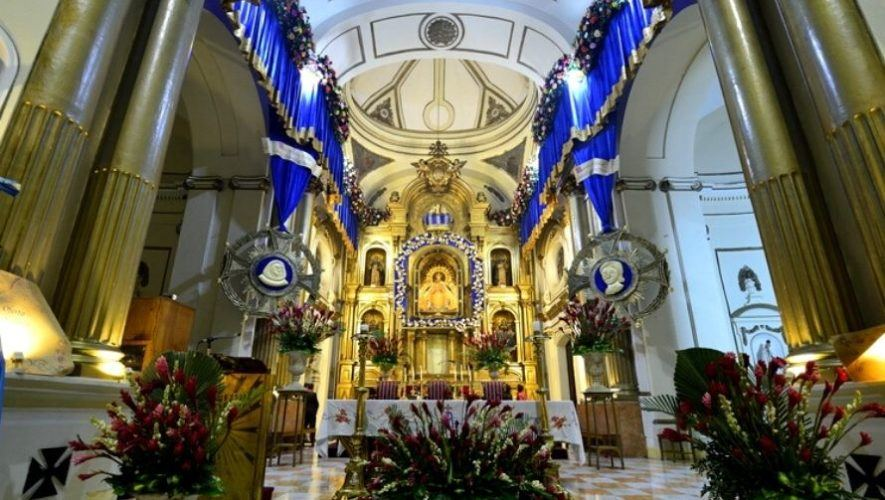 Recorrido virtual por la Basílica de la Virgen del Rosario | Octubre 2020