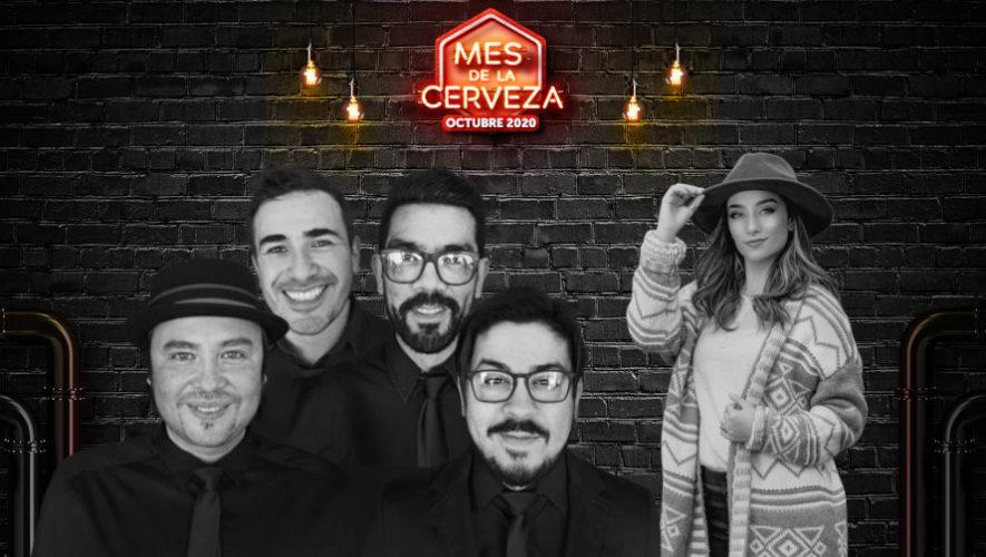 Show en vivo con Malacates Trébol Shop y Dovella | Octubre 2020