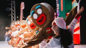 Show gratuito Navidad Encantada | Noviembre 2020