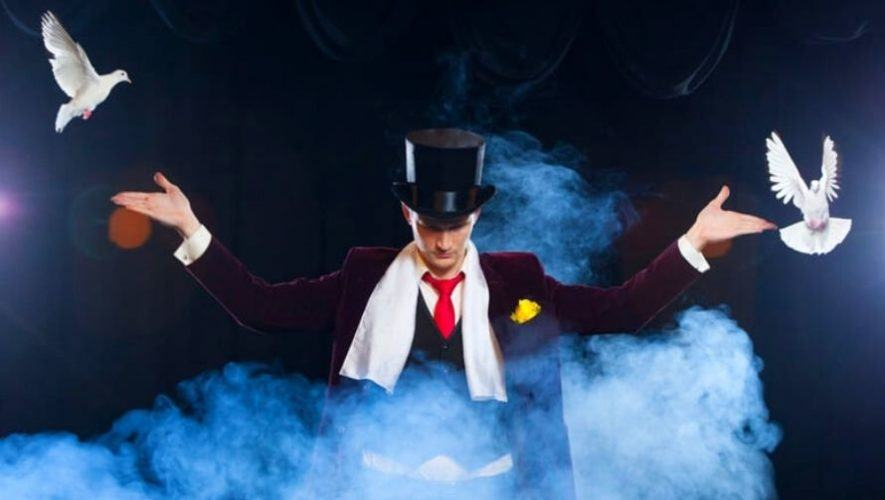 Show gratuito de magia en línea | Octubre 2020