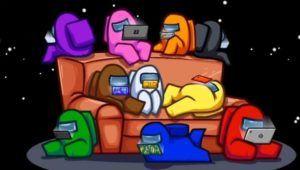 Taller gratuito para niños para crear un videojuego estilo Among Us | Octubre 2020