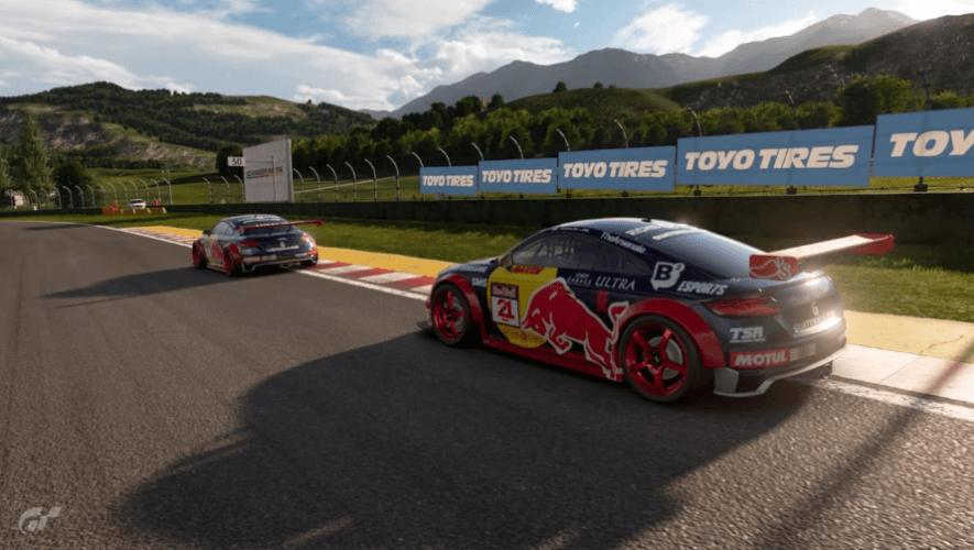 Team RB Ultra Racing busca ser protagonista del III Campeonato Nacional Virtual 2020