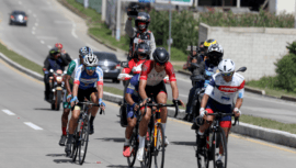 Transmisión en vivo de la 60 Vuelta Ciclística a Guatemala 2020