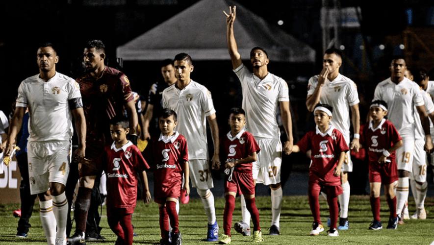 Transmisión en vivo del partido Motagua vs. Comunicaciones FC, por la Liga Concacaf 2020
