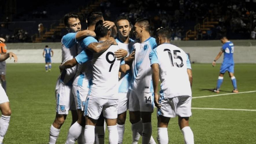 Transmisión en vivo del partido amistoso Nicaragua vs. Guatemala, octubre 2020