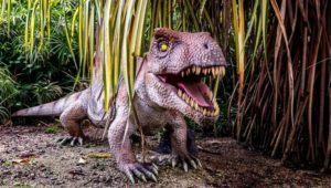 Viaje al parque de dinosaurios Dino Park en Retalhuleu   Octubre 2020