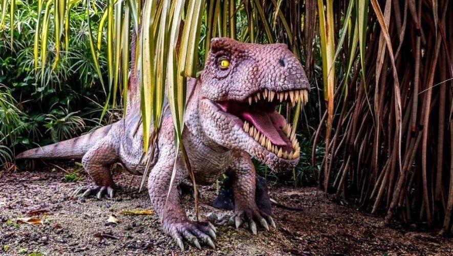Viaje al parque de dinosaurios Dino Park en Retalhuleu | Octubre 2020