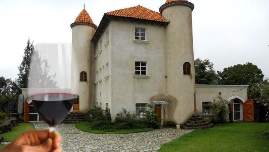 Viaje al viñedo Chateau Defay y tour del vino | Noviembre 2020