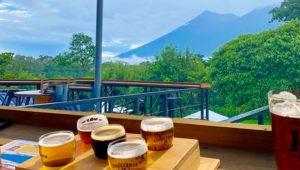 Viaje en bicicleta y visita a cervecería en Antigua Guatemala   Octubre 2020