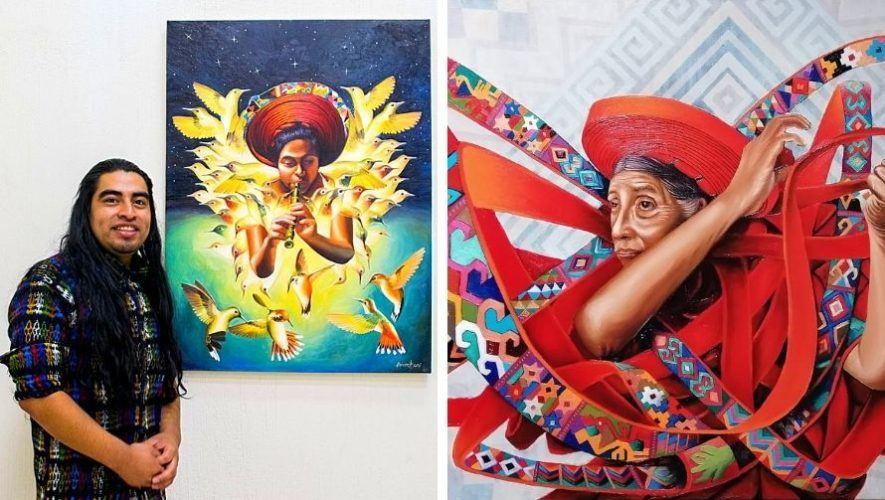 alvaro-tzaj-artista-san-juan-laguna-expuesto-obras-internacionalmente