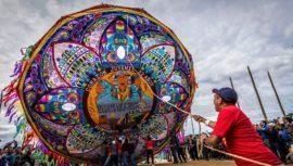 Barriletes Gigantes de Guatemala, tradición del Día de Todos los Santos, según Nat Geo