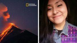 Cindy Lorenzo publicará Calendario 2021 en colaboración con National Geographic