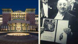 Colección de obras guatemaltecas son parte de la Biblioteca de la Nación en Ankara, Turquía