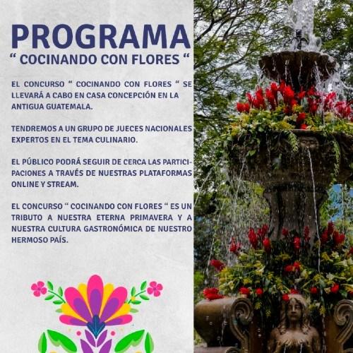 convocatoria-participar-concurso-cocinando-flores-2020-guatemala-festival-antigua-guatemala