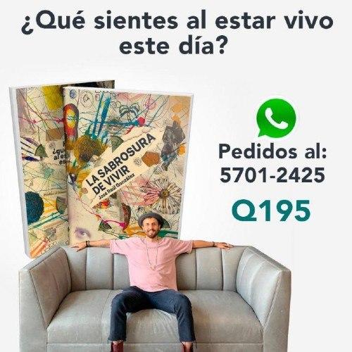 dj-guatemalteco-mr-tropical-publico-libro-la-sabrosura-de-vivir-disponible-venta