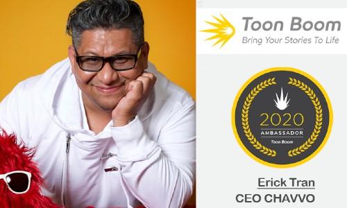 erick-tran-animador-simpsons-origenes-guatemaltecos-embajador-toon-boom-2020