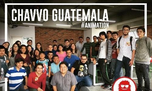 erick-tran-animador-simpsons-origenes-guatemaltecos-oportunidades-jovenes-animadores