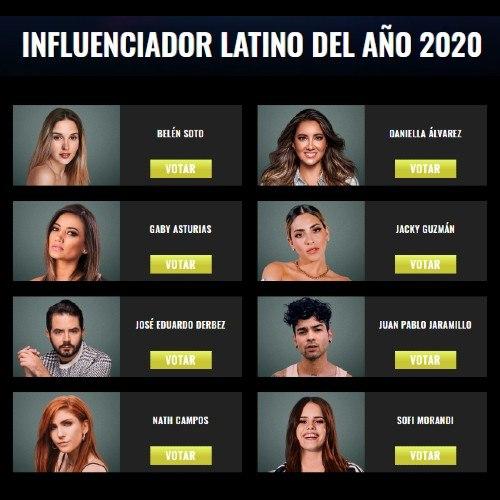 gaby-asturias-nominada-influencer-latino-premios-e-entertainment-2020-nueva-categoria-primera-vez-peoples-choice-awards