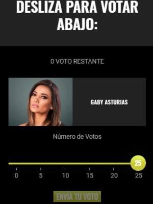 gaby-asturias-nominada-influencer-latino-premios-e-entertainment-2020-votacion-votos