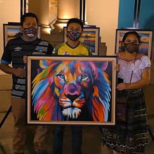 jeffry-rodriguez-toc-originario-san-pedro-la-laguna-plasma-talento-impresionantes-pinturas-talento-autodidacta-madre