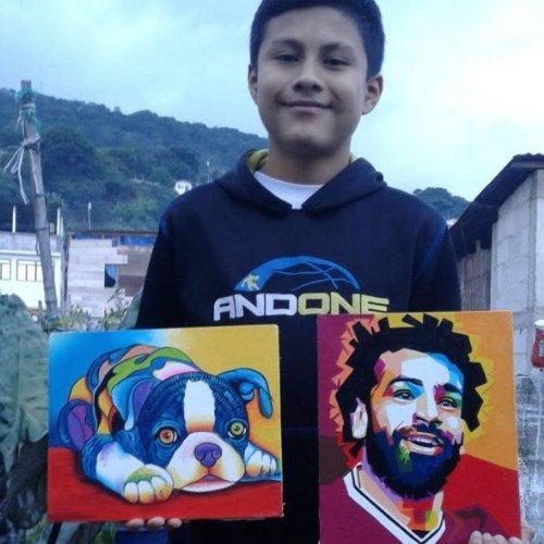 jeffry-rodriguez-toc-originario-san-pedro-la-laguna-plasma-talento-impresionantes-pinturas-tecnica-oleo