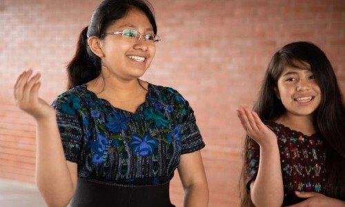 jovenes-guatemaltecas-asociacion-maia-grabaron-video-yalitza-aparicio-pioneras-colegio-centroamerica-mujeres-indigenas