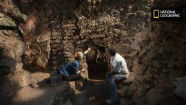 Nat Geo compartió descubrimiento en baño de vapor de diosa anfibia maya en Guatemala
