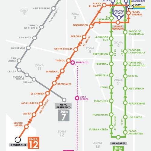 rutas-horarios--funcionan-lineas-transmetro-ciudad-guatemala-linea12
